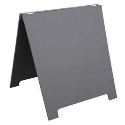 Chalkboards UK Tableaux Noirs au Budget en A Tableau Noir, Bois, Noir, A1, 84 x 60 cm