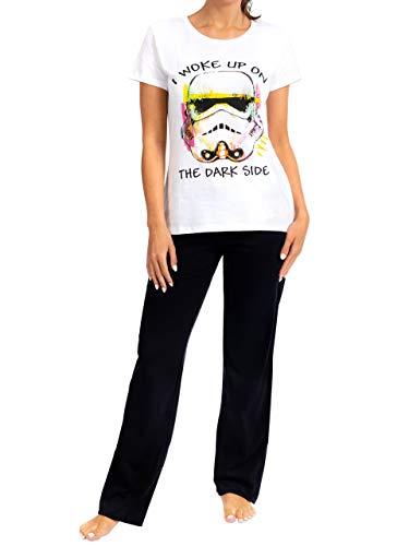 Star Wars Pigiama per Donna Stormtrooper Multicolore X-Large