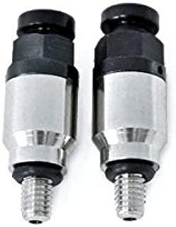 Krator Fork Bleeder Valves M4x0.7mm Pressure Relief Valve For KTM EXC 125 200 250 300 400 450 520