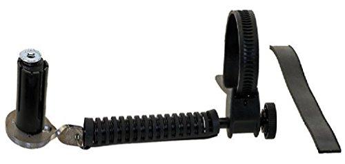 M-Wave/Ventura FM430902/Messingschlager Lenkungsdämpfer oversize f. Federgabel bis 63 mm, schwarz, 1 u. 11/8 Ventura