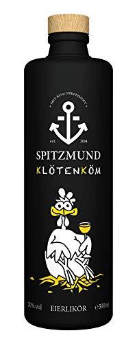 Spitzmund Klötenköm/Eierlikör ohne Milch und ohne Sahne (FREI von Laktose & Gluten)