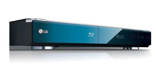 Review LG BD 390 Network Blu-ray Disc Player (2009 Model)