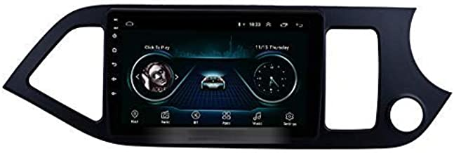 9 inch Android 8.1 Multimedia Player for KIA Picanto Morning 2011-2014 HD Touchscreen Radio WiFi OBD2 Bluetooth GPS Navigation