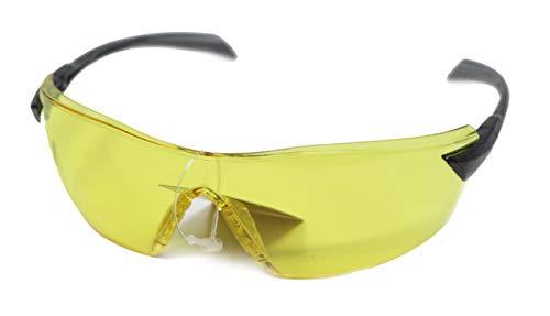Stanley Frameless Beschermende Oogkleding Werkkleding Veiligheidsbril Amber Gekleurde Lens
