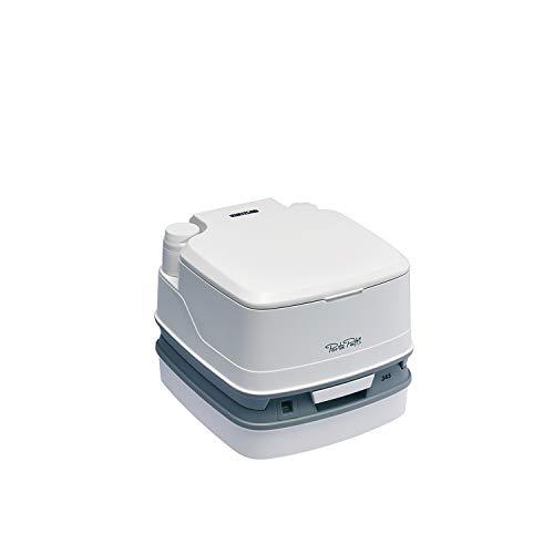 カーメイト 水洗式ポータブルトイレ ポルタポッティキューブ ホワイト PPQ345