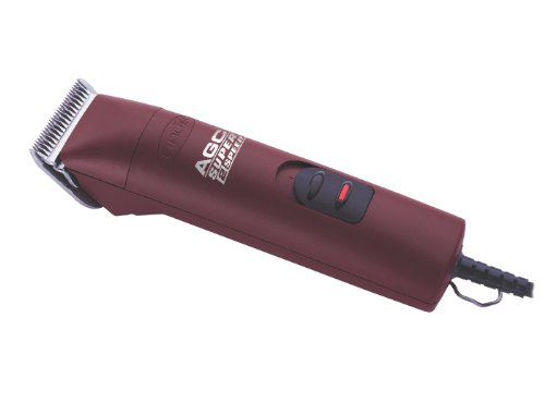 Andis AGC Super 2-Speed Clippers for Pets with #10 Blade, 220-Volt (23145)
