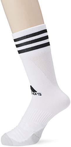 adidas ADI SOCK 18 Socks, Unisex adulto, White/Black, 3436