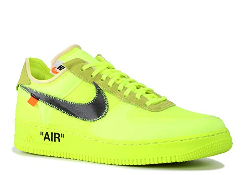 NIKE The 10: NIKE Air Force 1 Low 'Off White' - AO4606-700 - Size 40.5-EU