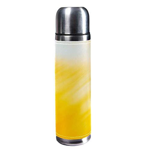 Motion Blur - Taza térmica de acero inoxidable para té, café o viaje, 500 ml