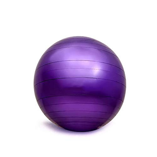 Buy XXSLY Yoga Ball, Thickened Explosion-Proof Gym Ball,for Home Gym Exercise Fitness Slimming Shape...