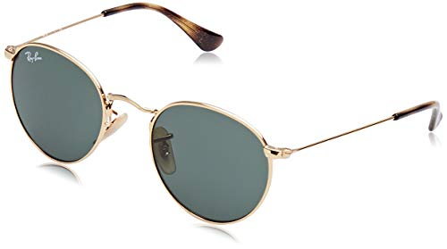 Ray-Ban JUNIOR 0RJ9547S Gafas de sol, Gold, 44 Unisex