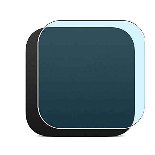 Vaxson 2 Unidades Protector de Pantalla Anti Luz Azul, compatible con Apple TV 4K [No Vidrio Templado Carcasa Case ] Película Protectora Film Guard
