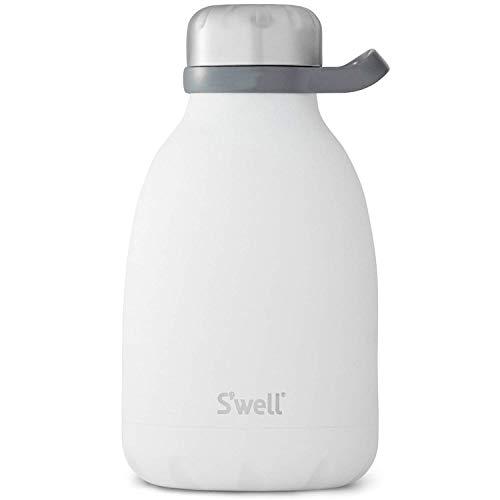 S'well Stainless Steel Roamer Bottle-40 Oz- Color Moonstone