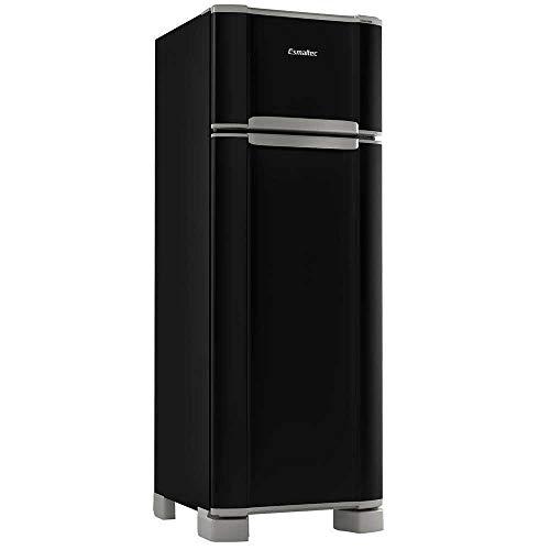 Refrigerador 276 Litros Duplex RCD34 Preto - Esmaltec - 110V