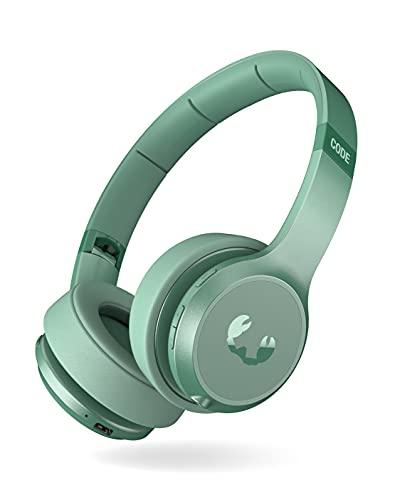 Fresh 'n Rebel Bluetooth Kopfhörer on Ear mit Active Noice Cancelling, 30 Stunden Spielzeit, Fast Charge, Mikrofon, einklappbar, angenehme Passform und komfortabel - Code ANC - Misty Mint