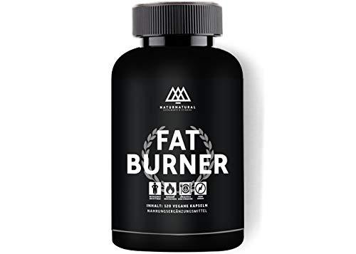 F-Burner - Stoffwechsel Komplex Vegan - Appetitzügler - 120 Diät Kapseln · Fett-Stoffwechsel - 20 Fatburner in 1 Kapsel