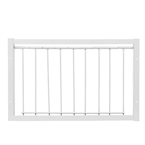Unibell Iron Birdcages T-Trap House Door High Strength for Pigeon Parrot Easy Installation(43.3x26cm)