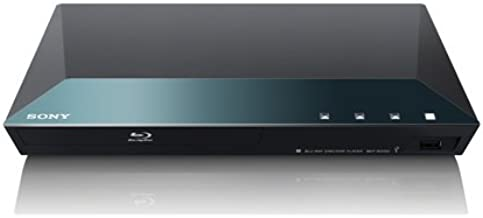 Sony BDP-S3100 Blu-ray Disc Player with Wi-Fi (2013 Model)