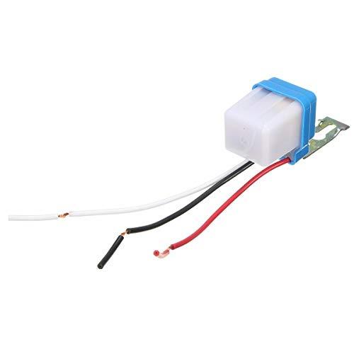 Modulo electronico CA 220V 10A automática Auto On Off Farola interruptor sensor 5pcs control de la foto