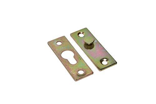 Möbelverbinder Möbelverbinder Bett- Sofa- Schrankverbinder Couchverbinder 7-17 60x20mm