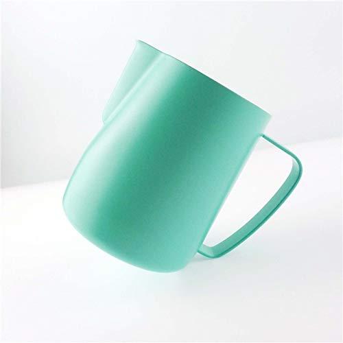 Anyiruo Jarra de leche 0.3-0.6L de acero inoxidable para esp