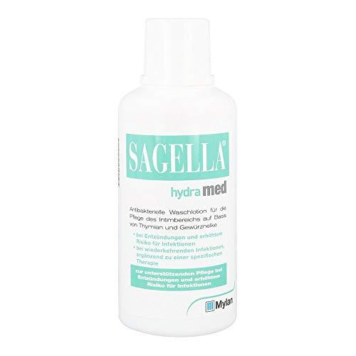 Sagella hydramed Intimwaschlotion, 500 ml