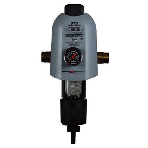 Wasserfilter mit Druckminderer Judo Biko DN25 1' Rückspülfilter HWS 8172002