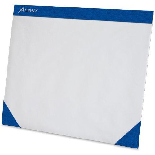 Ampad Desk Pad,Size 22 x 17, No Ruling, 75 Sheets per Pad (24-001)