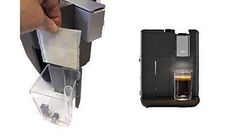 Gleich richtig starten Qbo You-Rista - Kaffee Kapselmaschine verbessern Sie den Kaffeegeschmack und schützen Sie die Maschine vor Kalkablagerung