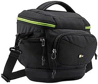CASE LOGIC KDM101 KONTRAST CSC/HYBRID SHOULDER BAG, BLACK