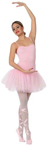 Atosa-15582 Disfraz Bailarina Ballet, color rosa, X l (15582)