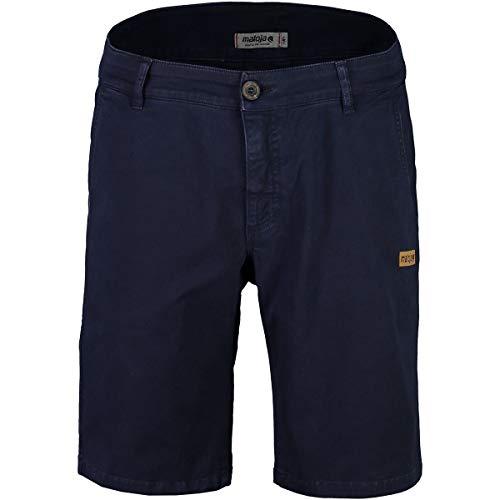 Maloja 27536 Short De Sport, Bleu (Mountain Lake 8139), 42 (Taille Fabricant: Large) Homme