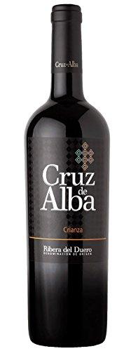 Vino Cruz de Alba Tinto Crianza 2010