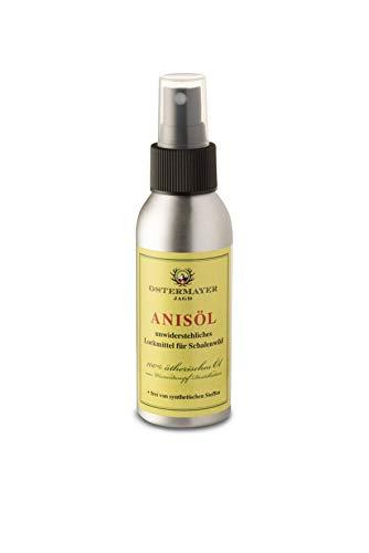 Ostermayer Jagd Anisöl 100% ätherisches Öl im Pumpzerstäuber