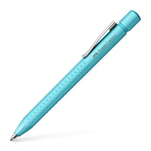 Faber Castell Kugelschreiber Grip Pearl Edition XB (Türkis)
