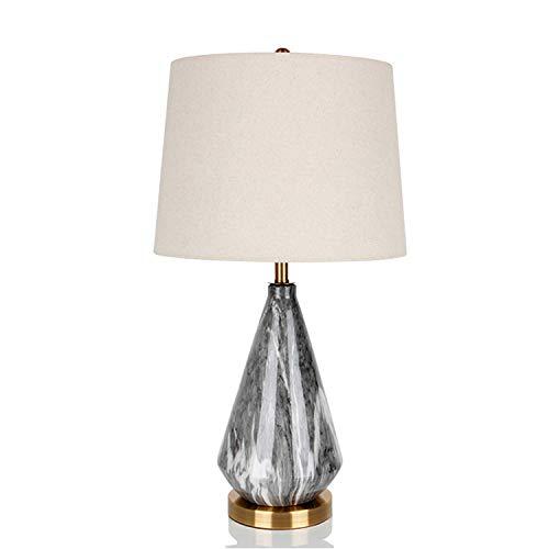 Elegante Lámpara de mesa Atmósfera Estilo clásico Lámpara de escritorio Alta Calidad Creativo Inicio Deco Moderno No incluye bombillas. Cuidado de ojos Artesanía fina/Como se muestra/Una ta