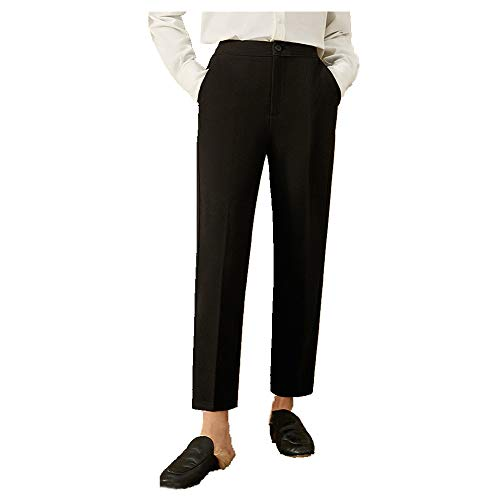 N\P Minimalismo Otoño Invierno Pantalones Mujer