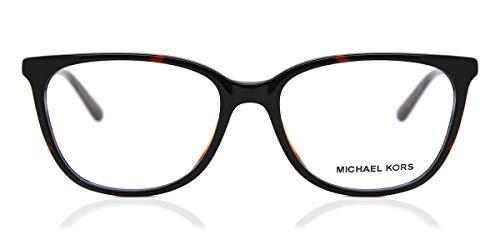 Michael Kors 0MK4067U Occhiali, Havana, 53 Donna