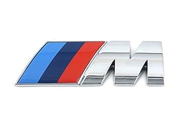 Genuine BMW E84 E89 F01N F02N M Performance Badge Logo Sign OEM 51148058881
