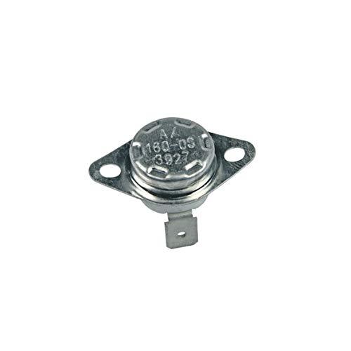 Thermostat Temperaturbegrenzer Klixon Ersatz für Miele 5432530 5432531 Sicherheitsthermostat 160°C für Trockner Wäschetrockner