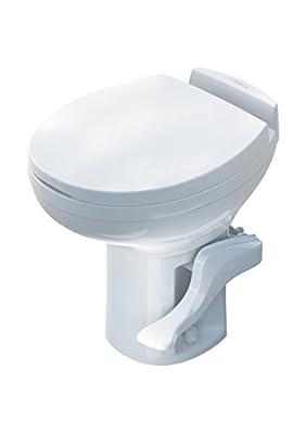 Aqua-Magic Residence RV toilet / High Profile / White - Thetford 42169