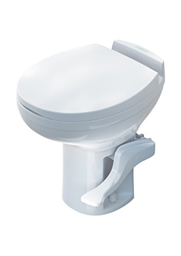 Aqua-Magic Residence RV toilet / High Profile / White - Thetford 42169