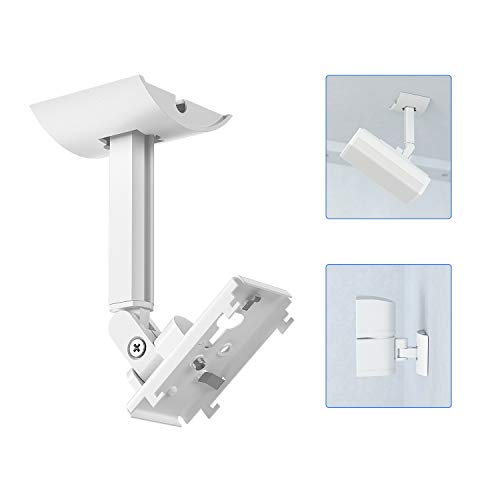 Steel Wall Mount Ceiling Bracket Stand for UB-20 Series II Compatible with Virtually Invisible 300 Lifestyle 600 ST535 ST525 ST520 535III 525III CM520 SoundTouch JC-II AM6-V AM10-V AM10IV