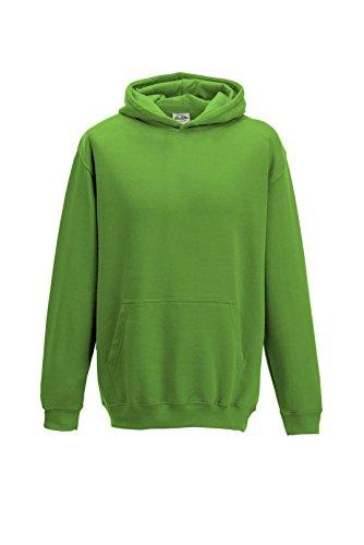 All We Do Is - Sweat-shirt - - Sweat à capuche - À capuche - Manches longues Garçon - Vert - lime green - 24 mois