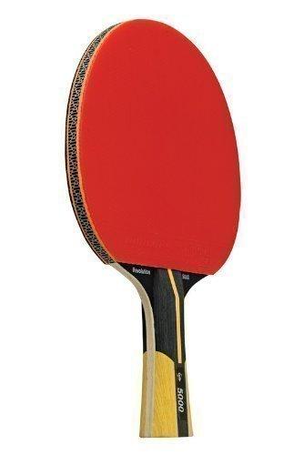 Dunlop Revolution 5000 Tischtennis Schläger D20 Gummi Oberfläche Ping Pong Schläger Neu