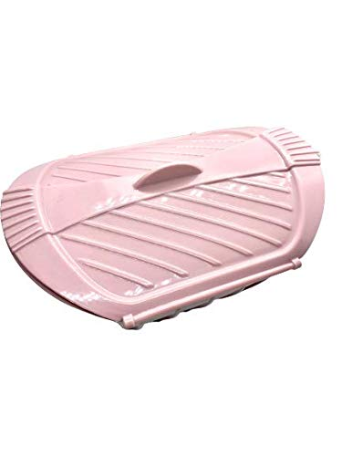 BIGDOM Estuche de Vapor Cocina KITCHEN Vaporera de Silicona para Microondas u Horno STEAM CASE Recipiente para Cocción de Alimentos