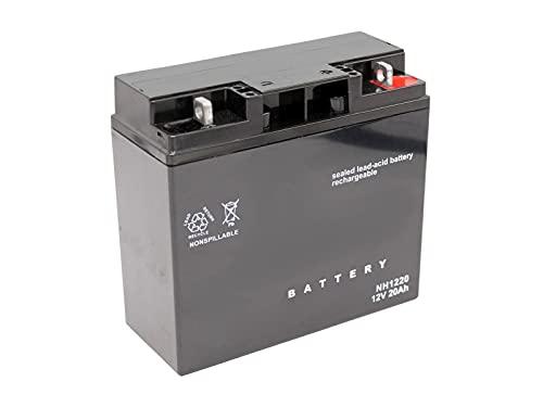 Secura -   Gel Batterie 12Volt