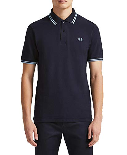 Fred Perry Twin Tipped Shirt Made In England, Polo