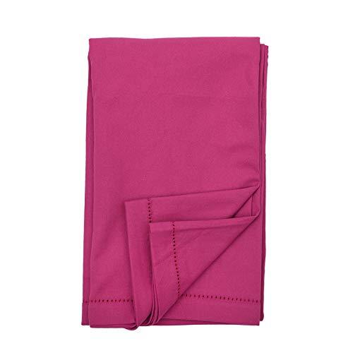 Ragged Rose Nappe, 100% Coton, Magenta, Rose, L