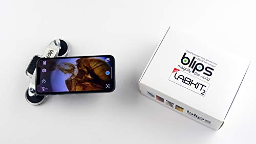 Blips - New Lab Kit 2 - Transform Your Smartphone into a Digital Microscope!
